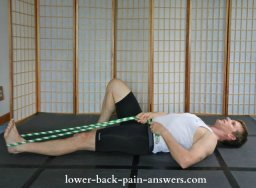 Hamstring Stretches Neutral