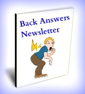 Back Answers Newsletter