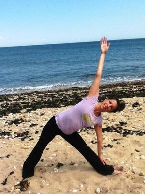 Yoga in Montauk